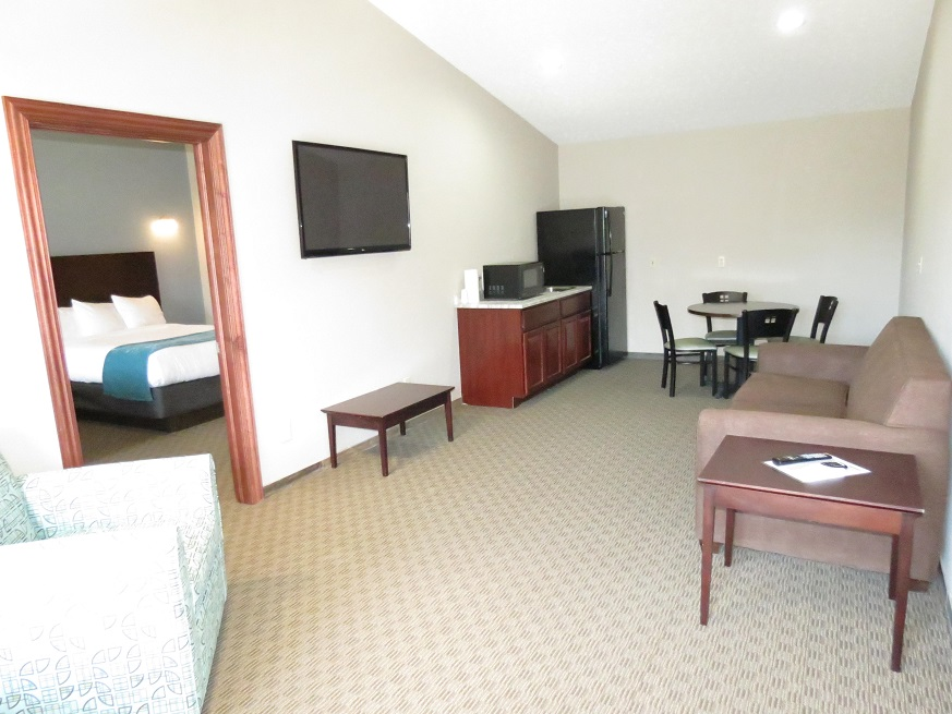 Picture of the Edgewater Hotel Suite