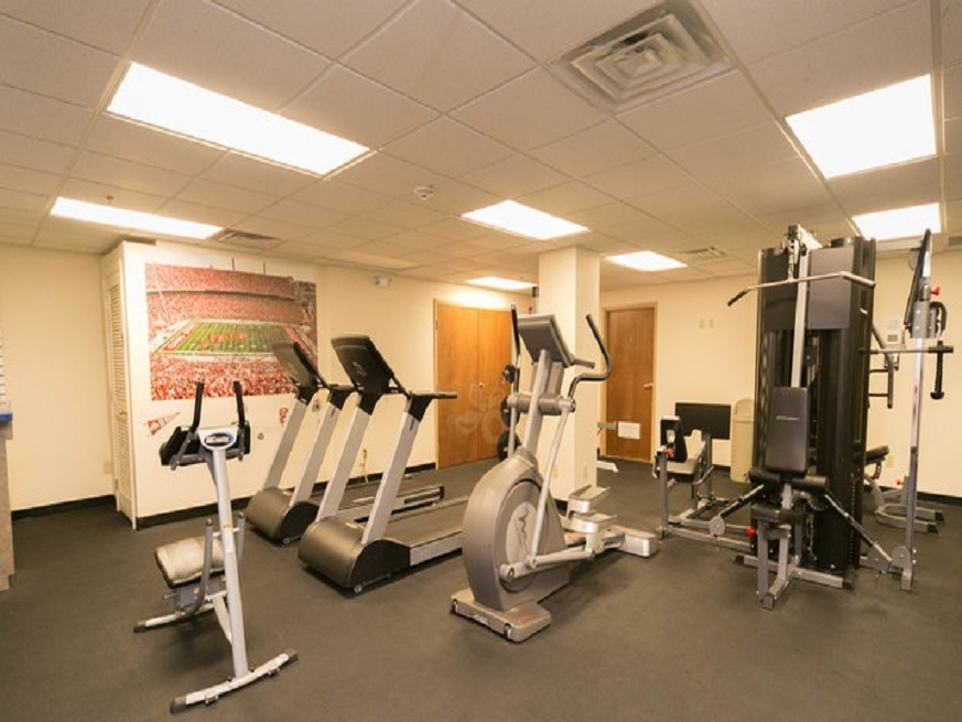 Picture of Fitness Center at Downtown Home Rentals Put-in-Bay